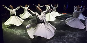 Fotoverslag Whirling Derwishes