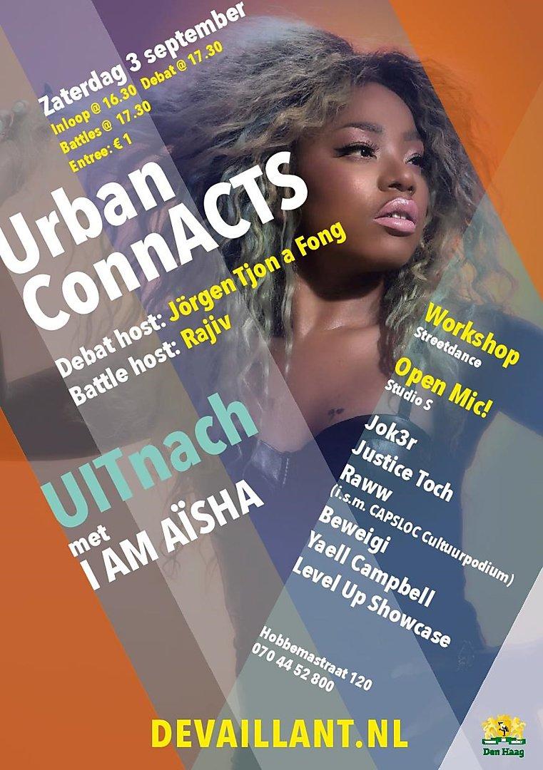 Nieuw seizoen van start met Urban ConnACTS