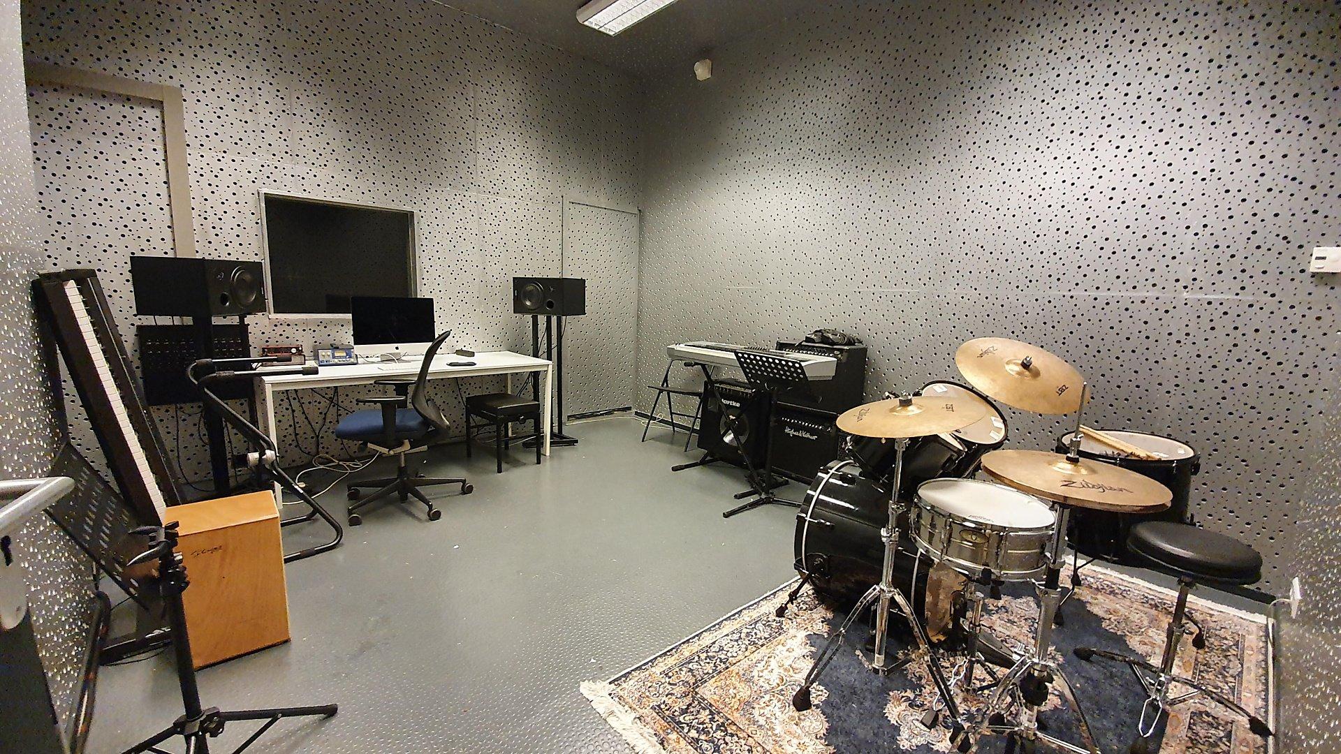 Studio Huren
