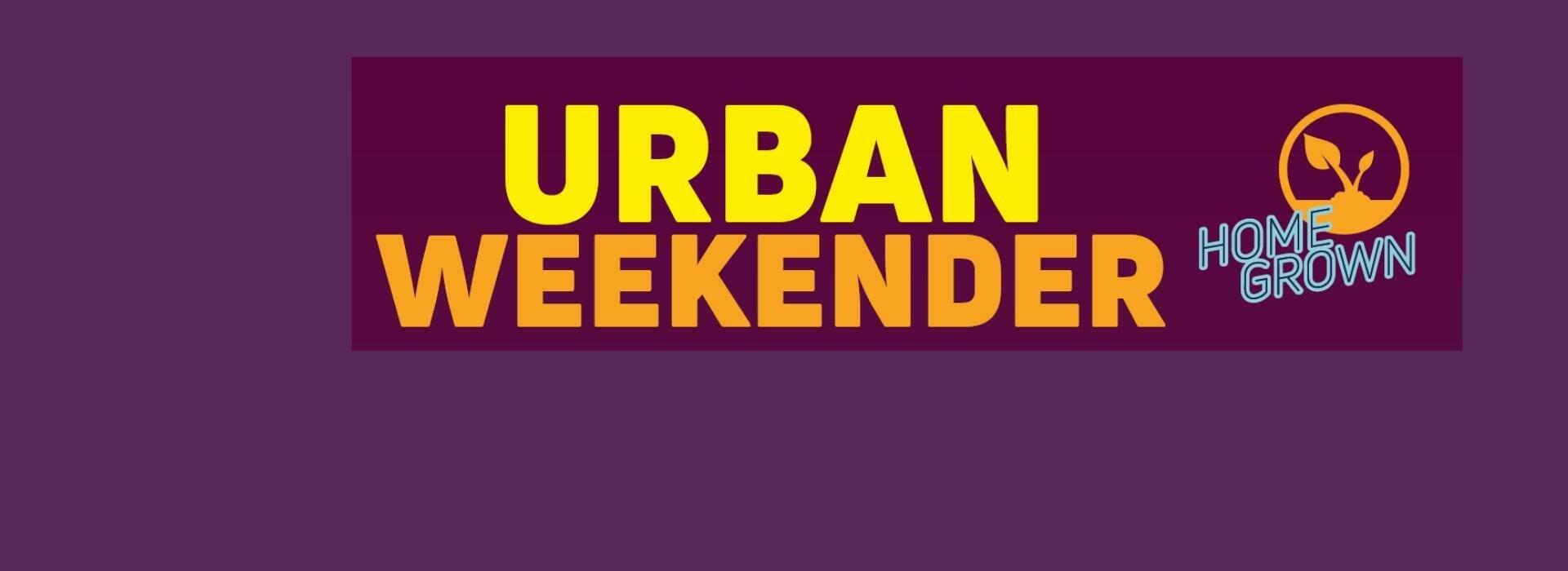 Urban Weekender