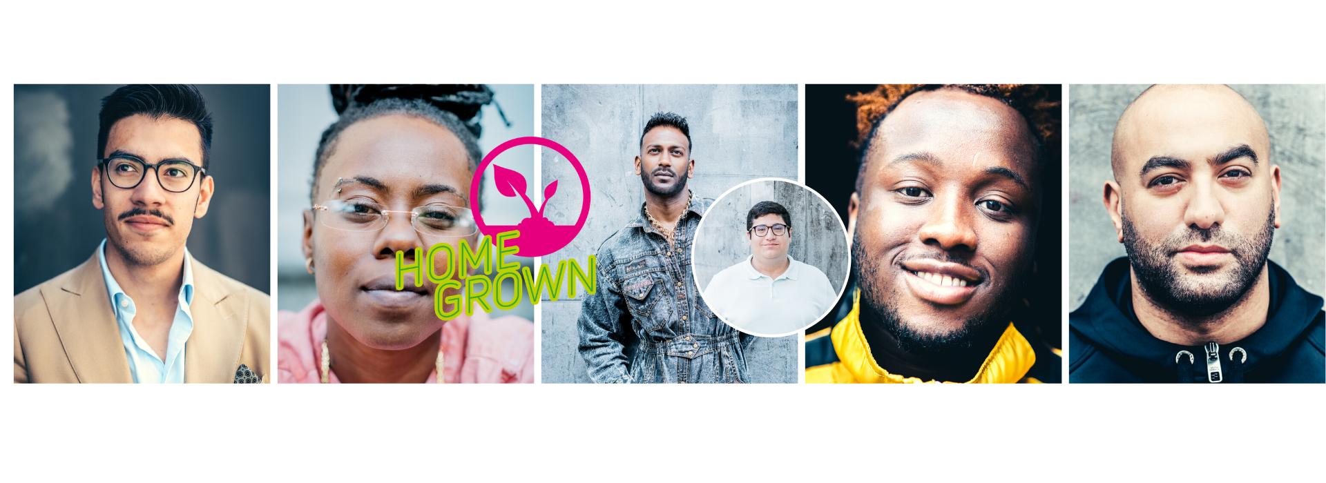 Vijf artiesten zullen zichzelf overvleugelen en de wijk verrijken