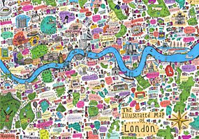 Werkreis naar Londen