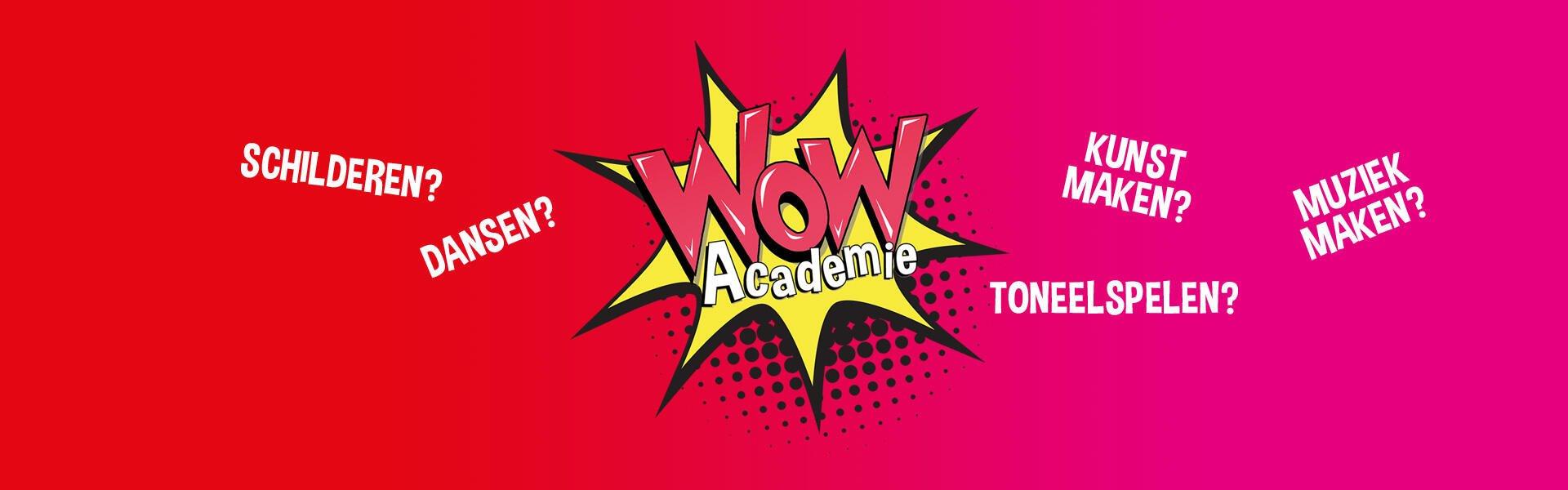 WOW Academie weer van start