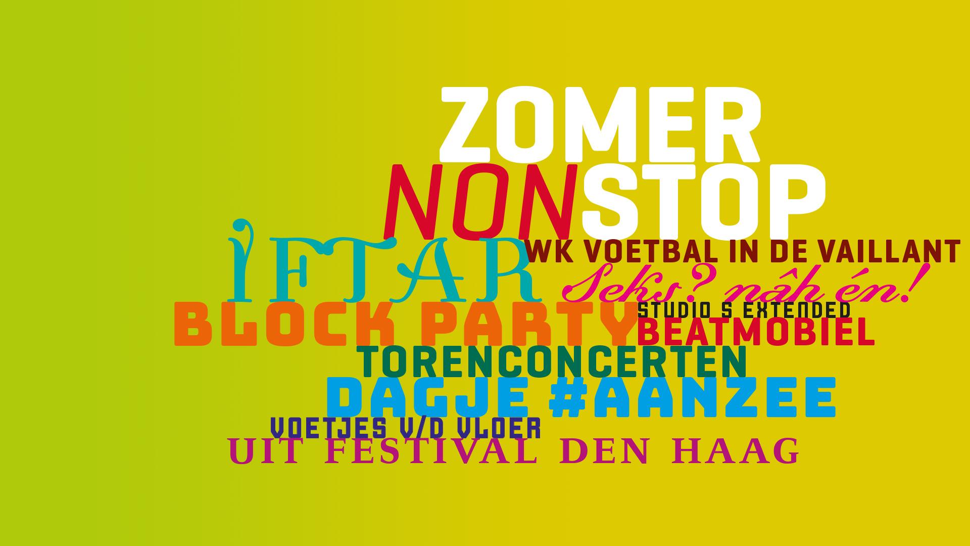 ZOMER(NON)STOP